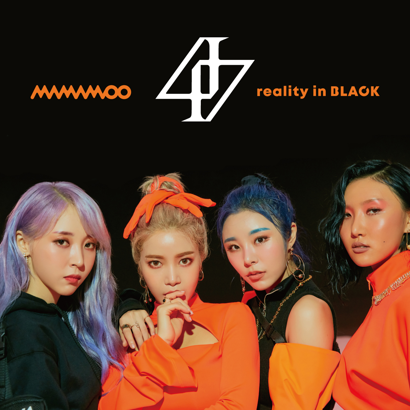 reality in BLACK -Japanese Edition-